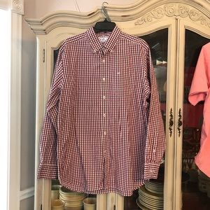 Southern Tide long sleeved Button Down Shirt L